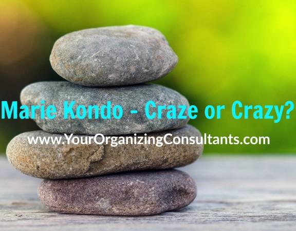 Marie Kondo Craze